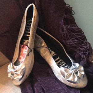 Sam & Libby Ballet Flats NWT
